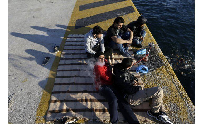 LO ULTIMO: Sube de nuevo la llegada de migrantes a Grecia