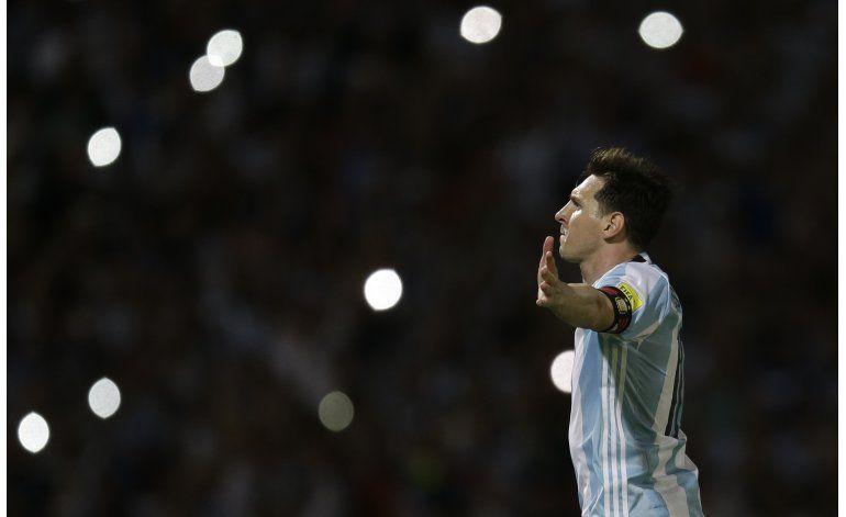 Mundial: Argentina, Colombia y Uruguay en dulce receso