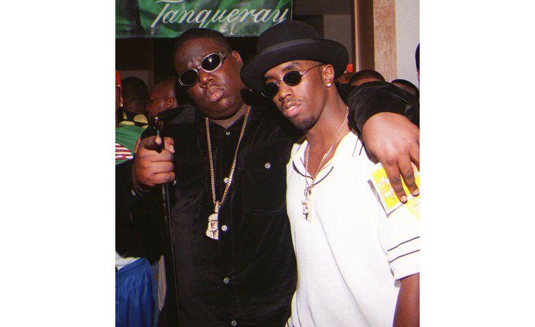 Puff Daddy celebrará a Notorious B.I.G con concierto en NY