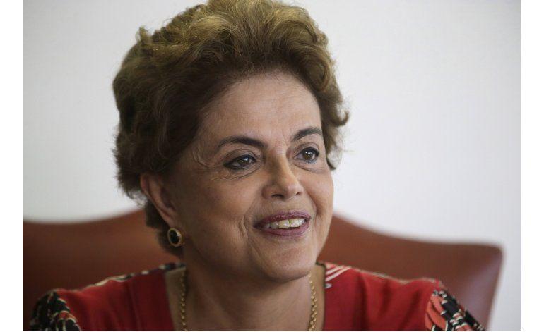 Rousseff busca apoyo de partidos de coalición