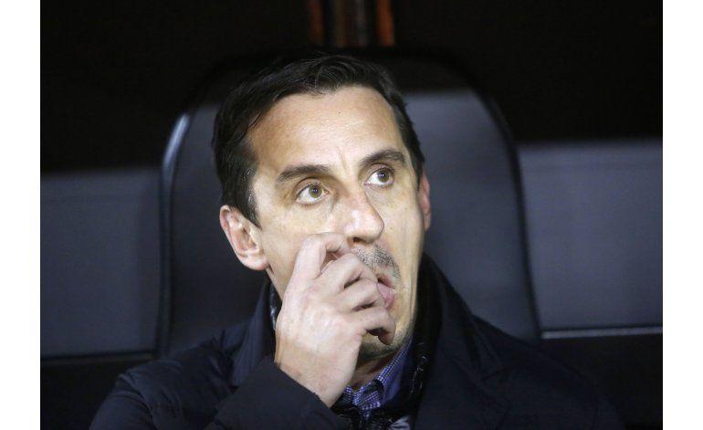 Valencia despide a Gary Neville