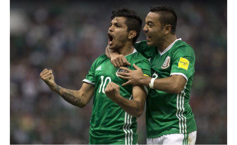 México al hexagonal final de la CONCACAF y Costa Rica cerca