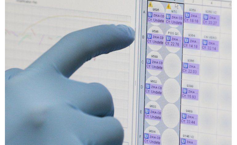 Autorizan en EEUU análisis de sangre experimental para zika