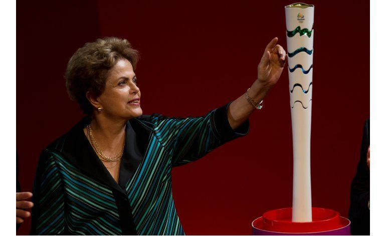 Experto: la llama olímpica será blanco de protestas