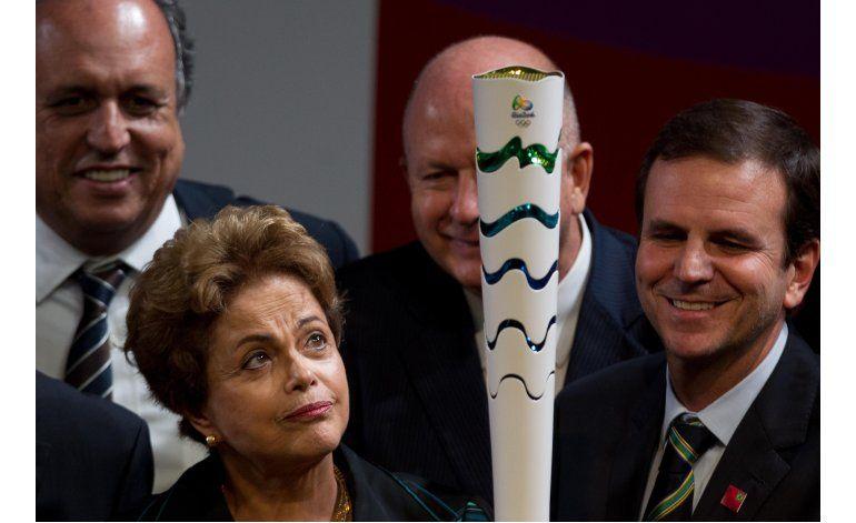 Gobernador de Río lamenta el estado de las finanzas