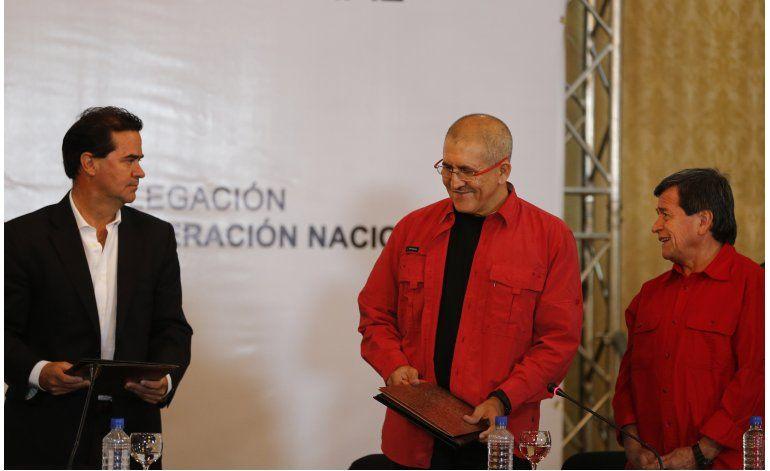 Colombia: gobierno y ELN anuncian inicio del proceso de paz