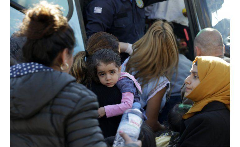 LO ULTIMO: Atenas allana el camino para el pacto migratorio