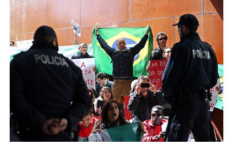 El gobierno de Brasil pierde poder, dice líder opositor