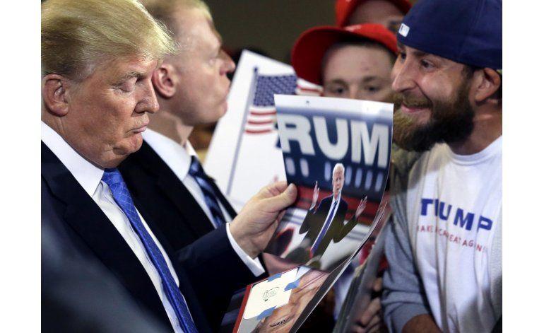 Localizan a hombre que agredió a joven crítica de Trump