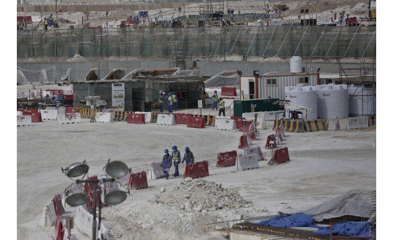 Amnistía reporta abuso laboral en sede mundialista de Catar