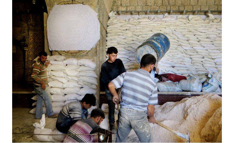 Ante llegada de yijadistas, sirios rescatan antigüedades