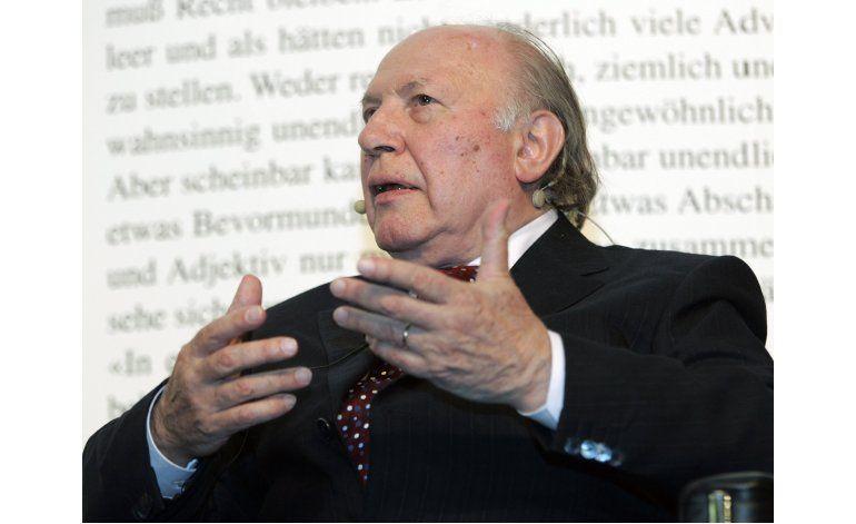 Muere el Nobel de Literatura Imre Kertész a los 86 años