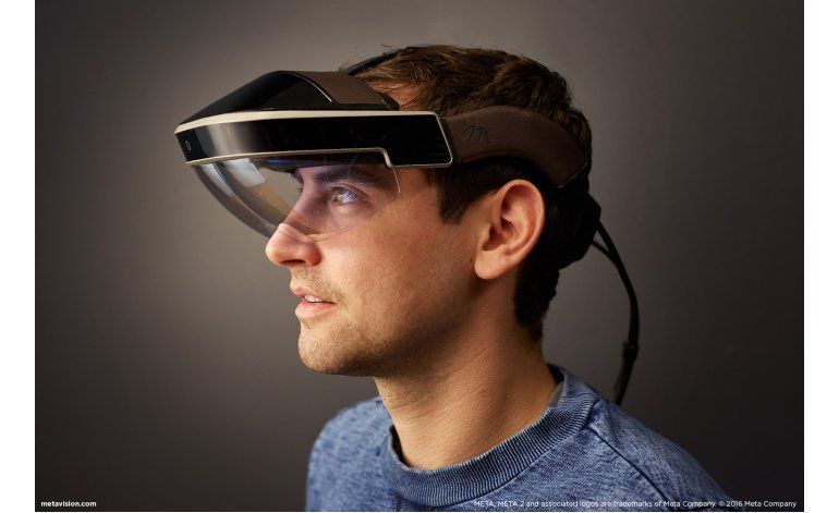 Realidad aumentada,  mucho más que la realidad virtual