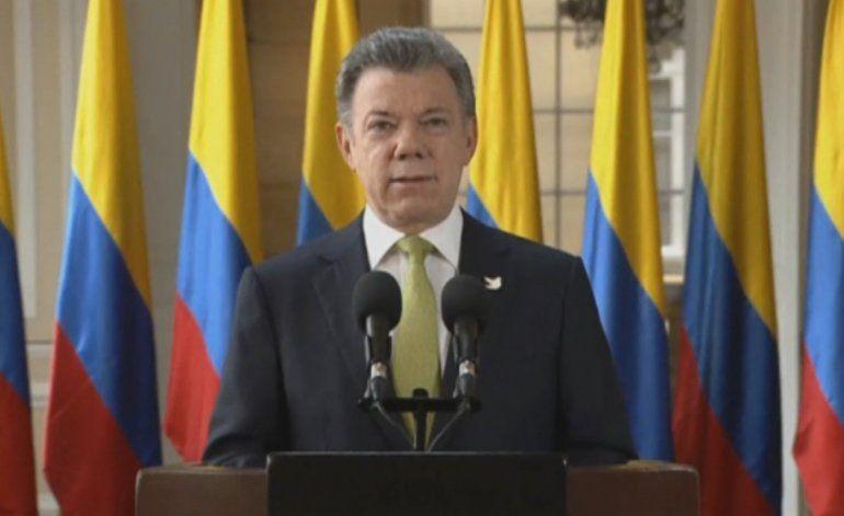 Gobierno colombiano exigió al Ejército de Liberación Nacional que libere a todos los secuestrados
