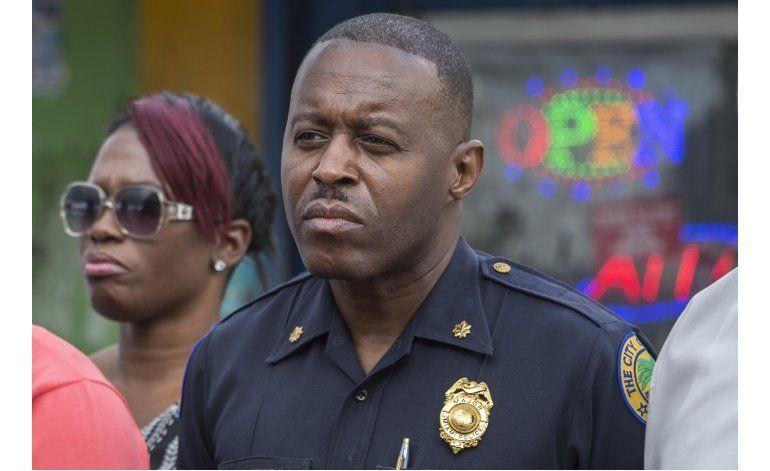 Nombran a afroestadounidense jefe de la policía en Ferguson