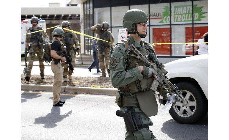 Mueren policía y sospechoso de tiroteo en Virginia