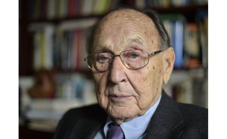 Muere exministro alemán de Exteriores Genscher a los 89 años