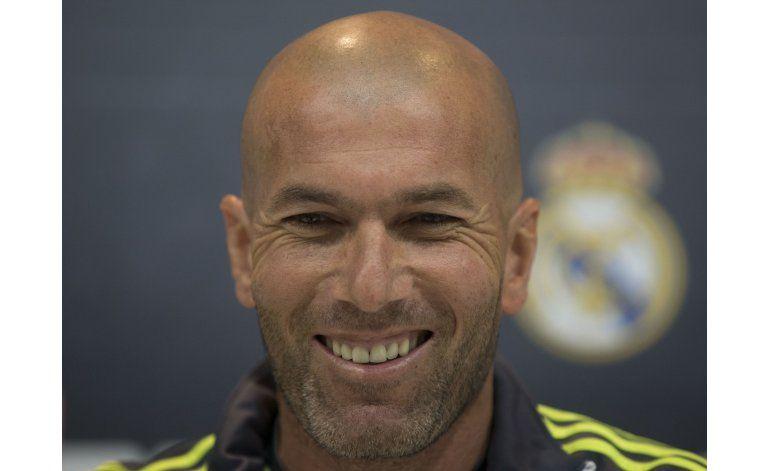 Zidane: No va a ser fácil ganar al Real Madrid