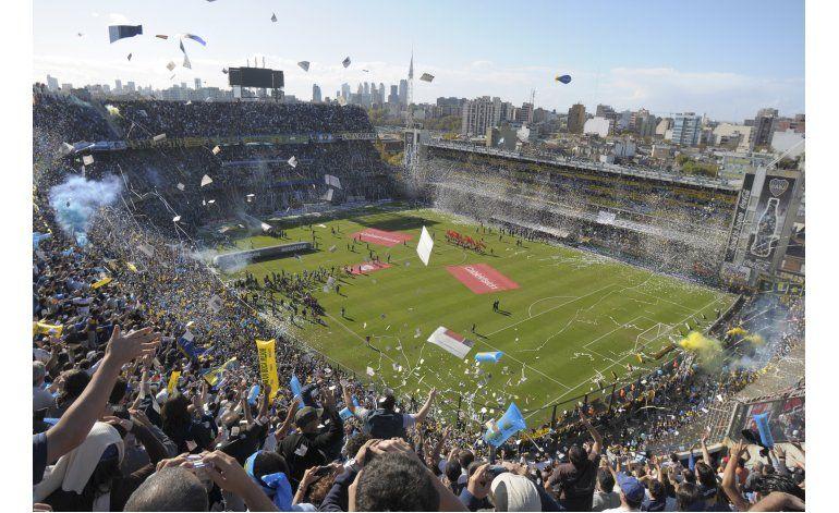 Mítico estadio La Bombonera sería remodelado o reemplazado