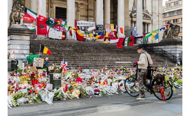 Bruselas impactada por cierre de aeropuerto