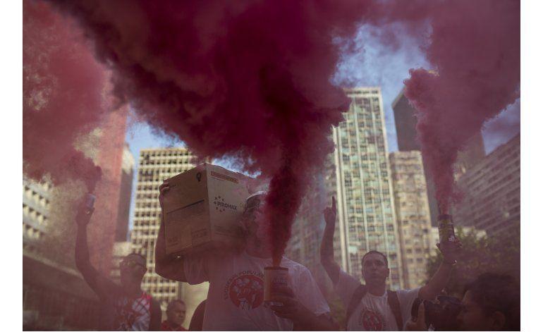 Vicepresidente de Brasil podría enfrentar juicio político
