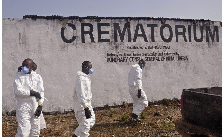 La OMS confirma caso nuevo de ébola en Liberia