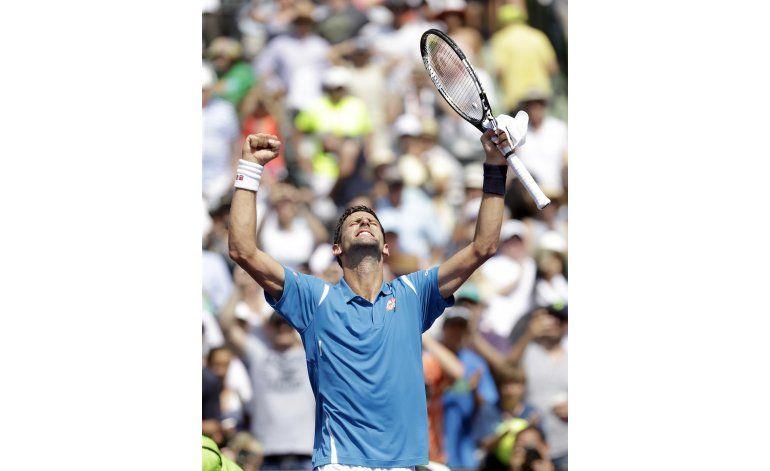 Djokovic y Nishikori, en la final del Abierto de Miami