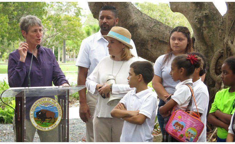 Funcionaria advierte sobre tierras protegidas en Puerto Rico