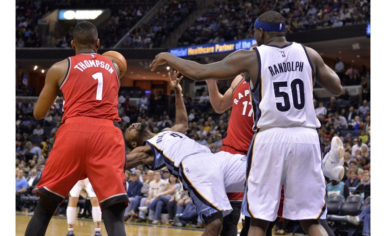 DeRozan aporta 27 puntos a triunfo de Raptors