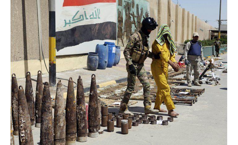 ONU: La violencia mató a al menos 1.119 iraquíes en marzo
