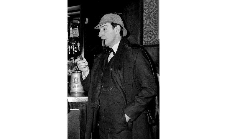 Fallece Douglas Wilmer, un Sherlock Holmes de la TV