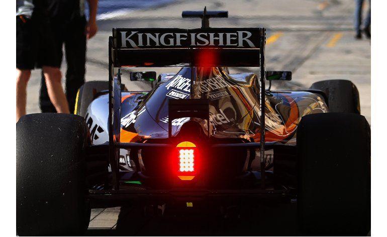Force India asegura que no teme por su futuro en la F1