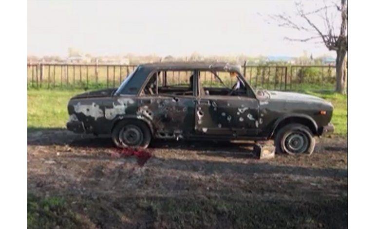 Lucha entre Armenia y Azerbaiyán deja 30 soldados muertos