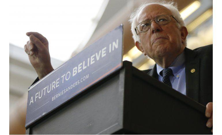 Clinton y Sanders no coinciden sobre investigación biomédica