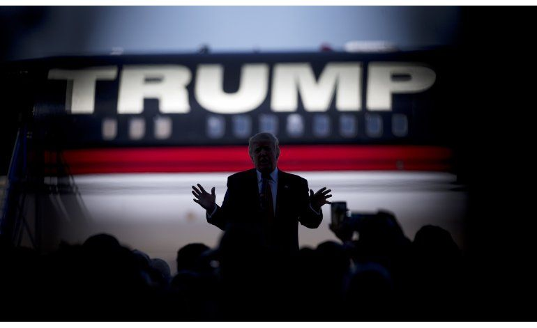 LO ULTIMO: Eventos de Trump en Wiscosin sin protestas