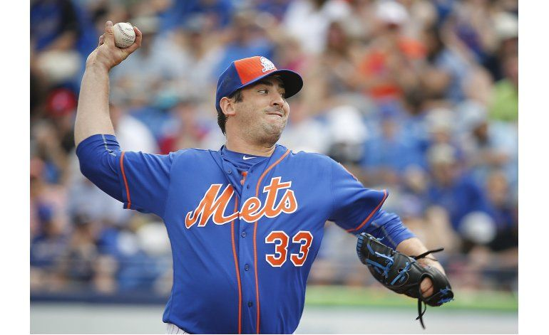 Los Mets van en serio con su rotación de fantasía