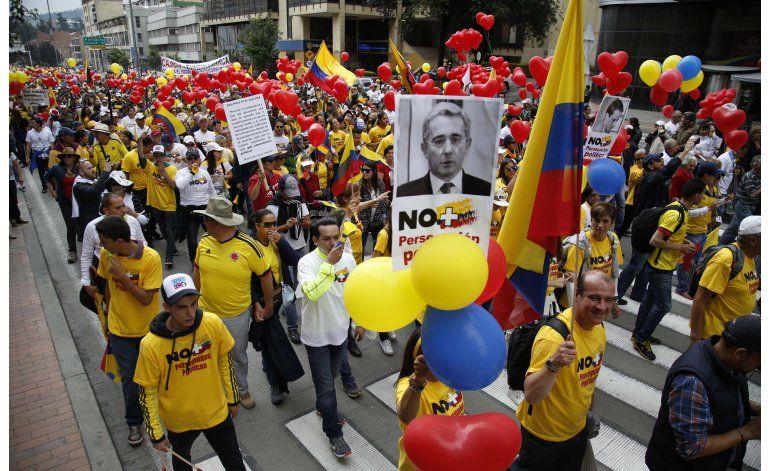 Colombia: Nutridas protestas contra el gobierno de Santos