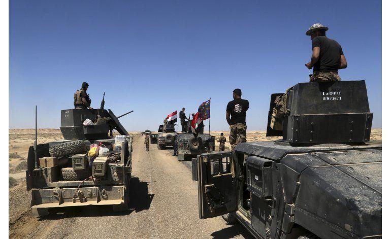 Presencia civil demora avance iraquí contra Estado Islámico