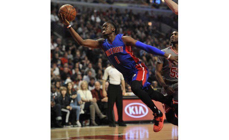 Jackson y Harris impulsan a los Pistons sobre los Bulls