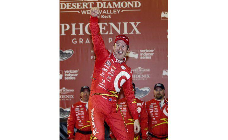 Dixon domina en el regreso de la IndyCar a Phoenix
