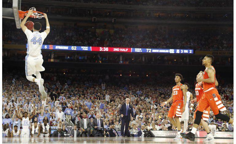 Villanova y North Carolina triunfan el Final Four