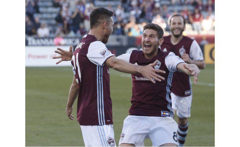 MLS: Con gol de Solignac, Rapids superan a Toronto