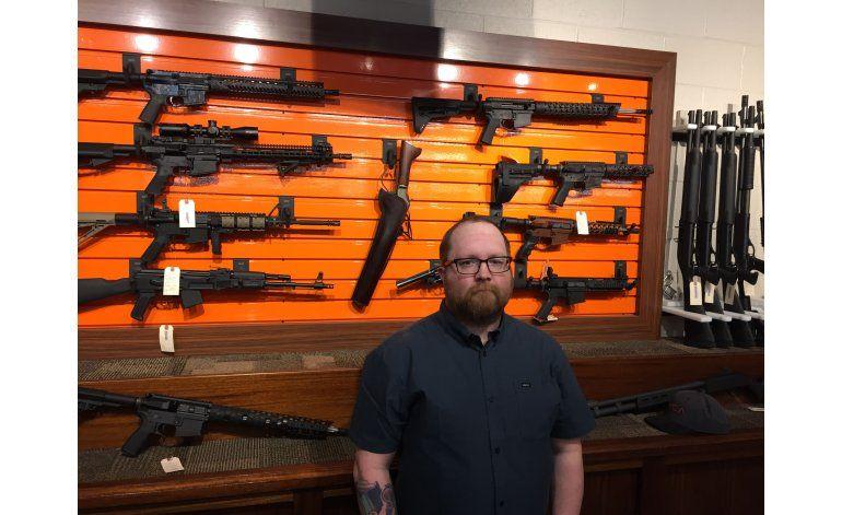 Un programa combate los suicidios en Oeste, tierra de armas