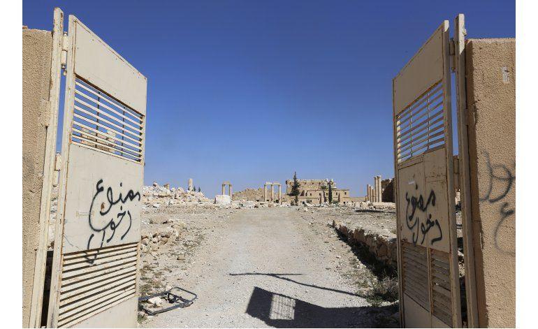 Soldados sirios arrebatan otro poblado al Estado Islámico