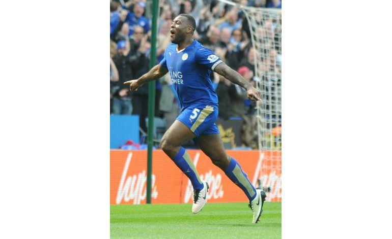 Leicester más cerca del título de la Premier