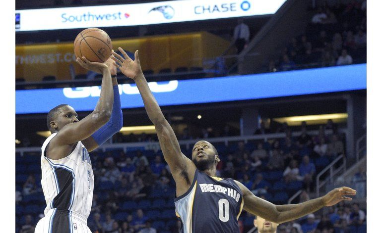 Magic propina a Grizzlies 6ta derrota en fila