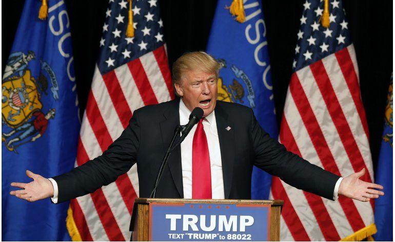 Trump pide que Kasich se retire de contienda republicana
