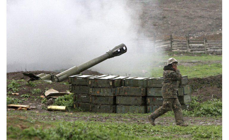 Tres muertos en región separatista, dice Azerbaiyán