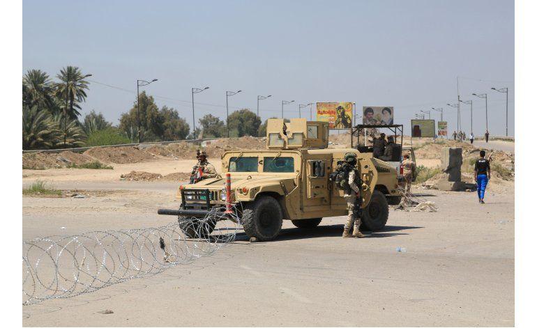 Ola de atentados suicidas dejan decenas de muertos Irak