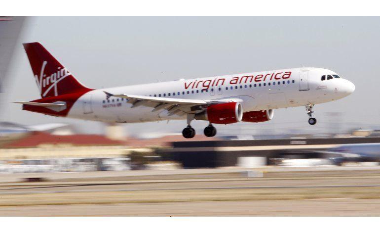 Alaska Air adquiere Virgin America